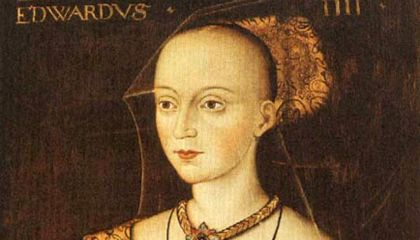Did Elizabeth Woodville, England's 'White Queen,' Die of the Plague?
