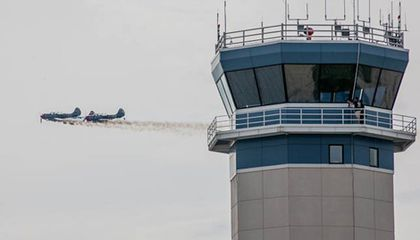 On Those FAA Tower Closures