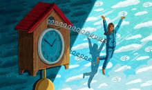 A Counterintuitive Idea for Treating Severe Depression: Stay Awake