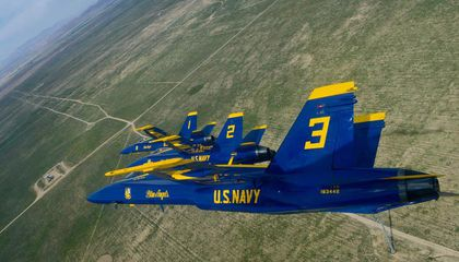 Air & Space Quiz: History of the Blue Angels