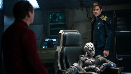 <em>Star Trek Beyond</em> Director Justin Lin, Starship Captain and Family Man
