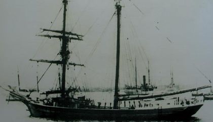 Abandoned Ship: The Mary Celeste