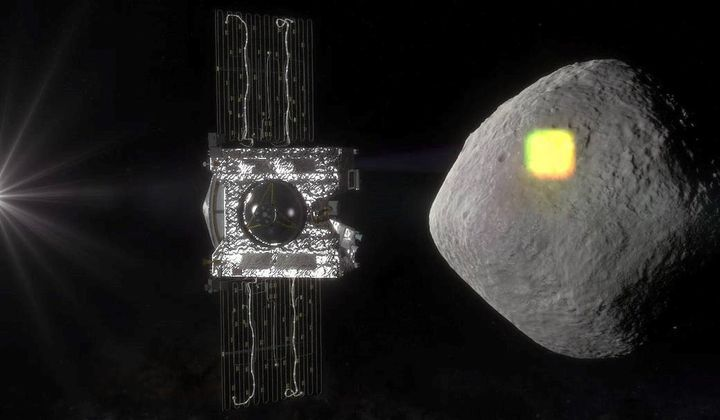 What an Asteroid Could Tell Us About Ancient Earth