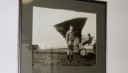 How much is my Lindbergh photo worth?