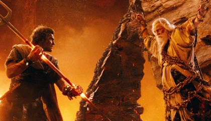 Mining Greek Myths for Movies: From Harryhausen to Wrath of the Titans