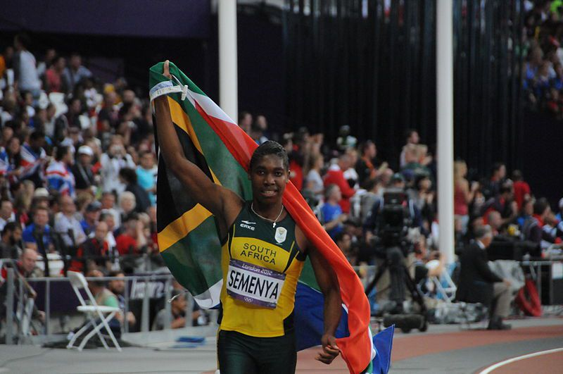 ... 2009 African Junior Championships, leading Olympic authorities to  require her to submit to sex testing after that year's World Athletics  Championship.
