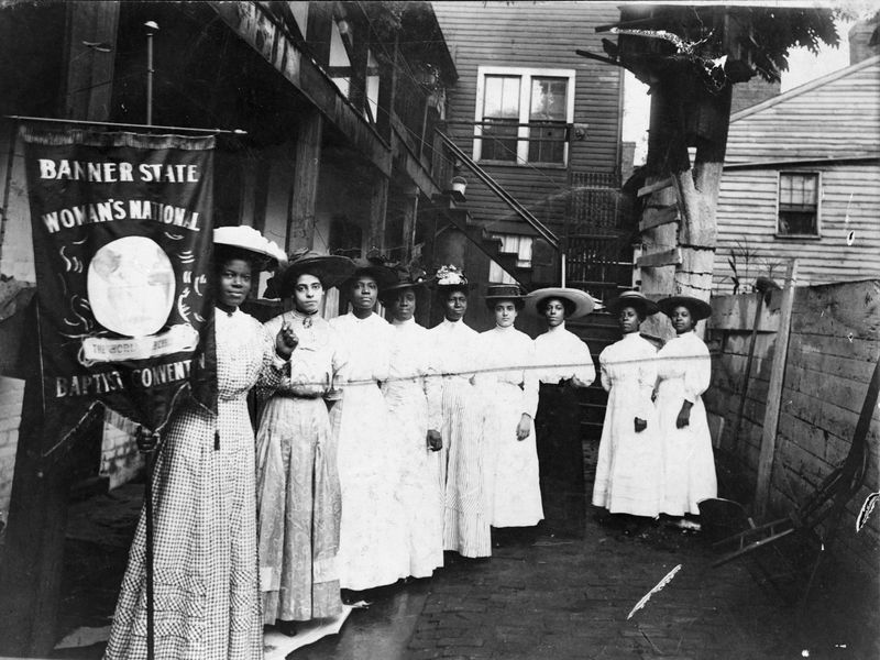 44c93a103a1 How the Daughters and Granddaughters of Former Slaves Secured Voting ...