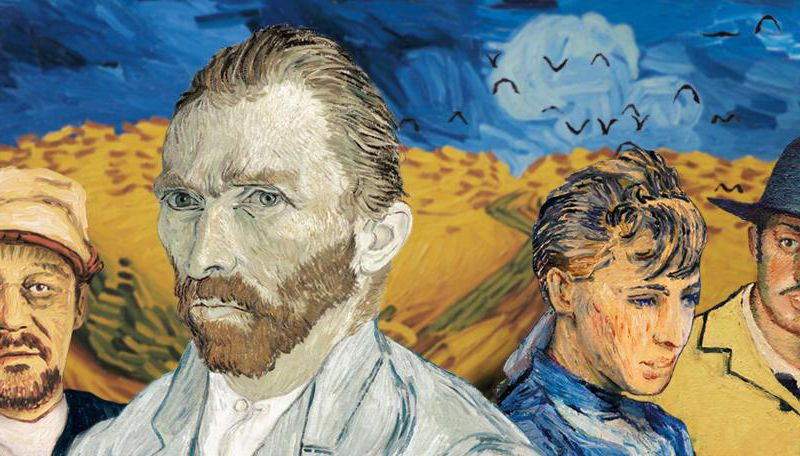This Animated Movie About Van Gogh Is Made Entirely of Oil