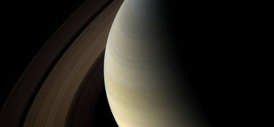 Caption: We Finally Know How Long a Day on Saturn Is