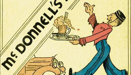 10 Vintage Menus That Are a Feast for the Eyes, If Not the Stomach