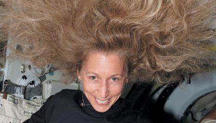 What's Your Favorite Zero-G Hairdo?