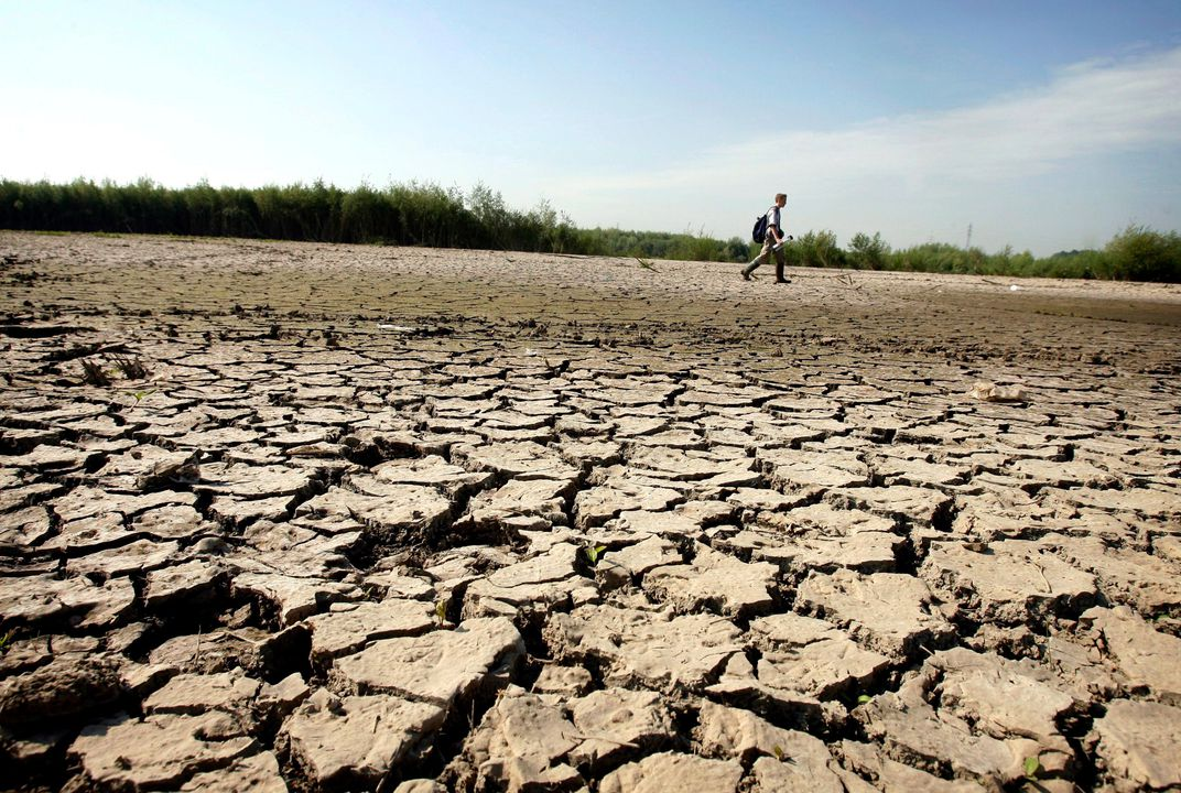 """A New """"Drought Atlas"""" Tracks Europe's Extreme Weather Through History 