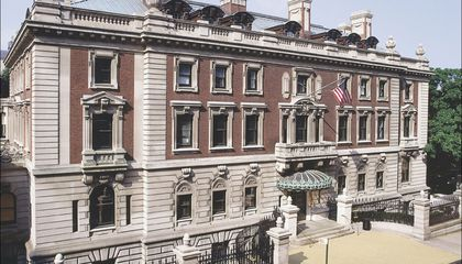 The Cooper Hewitt, Smithsonian Design Museum Makes Its Grand Re-Opening in New York City