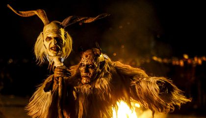 The Origin of Krampus, Europe's Evil Twist on Santa