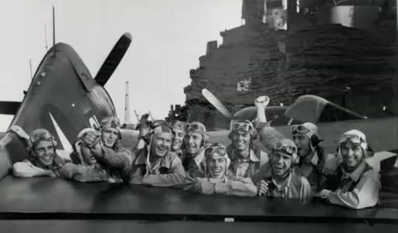 Preview thumbnail for video'Edward Steichen's World War II Photographers