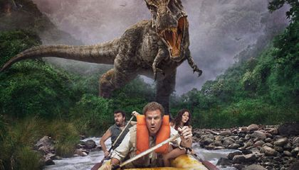 Land of the Lost Returns: Will Ferrell, Dinosaurs and Sleestaks!
