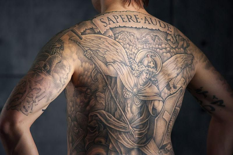 Tattoo Ink May Stain Your Lymph Nodes | Smart News | Smithsonian