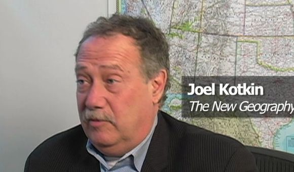 Preview thumbnail for video'Q & A: Joel Kotkin
