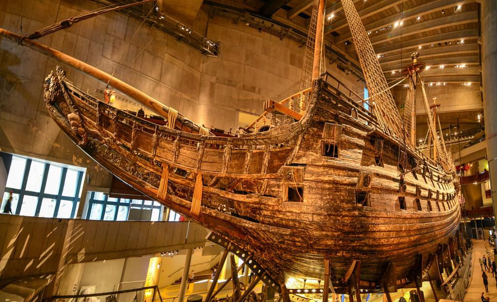 The Bizarre Story of 'Vasa,' the Ship That Keeps On Giving