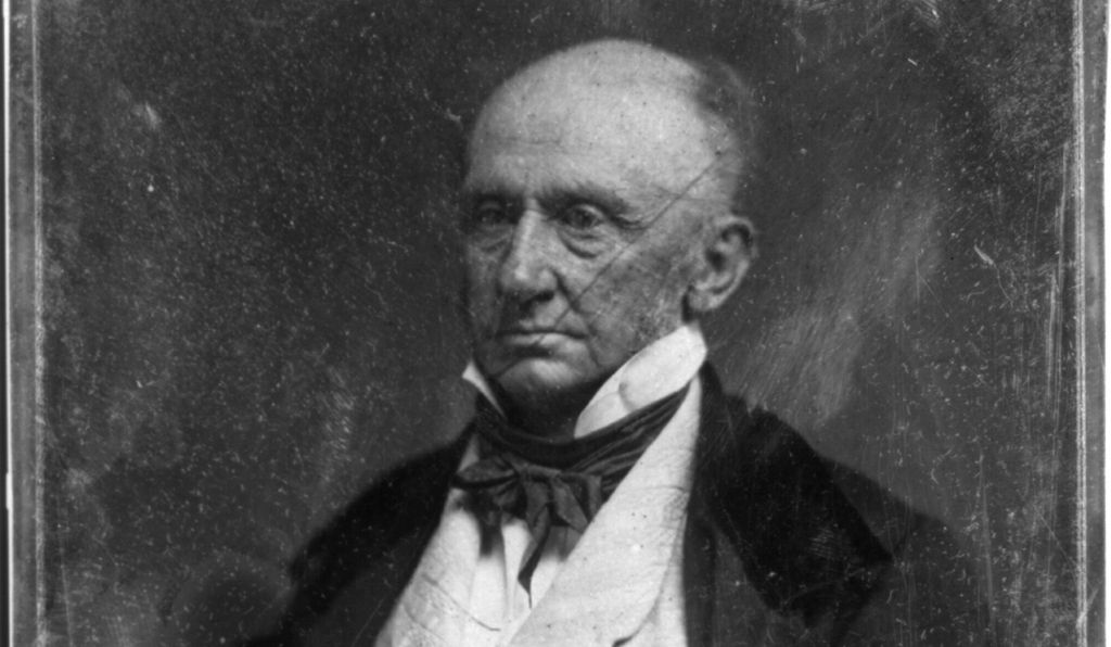 Charles Syphax eventually married a mulatto slave named Maria Carter Custis, the illegitimate daughter of George Washington Parke Custis (above) and a slave maid.