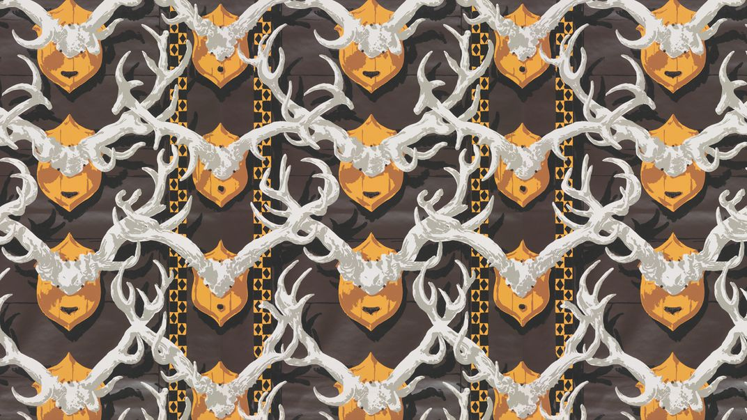 Antlers background