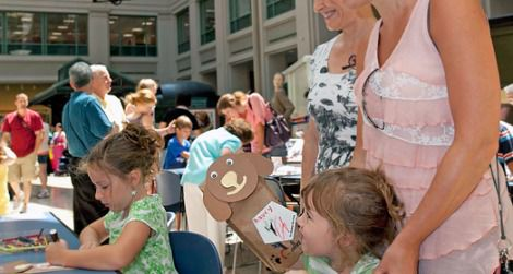 Come to Family Day at the Postal Museum