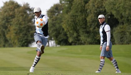 How the Soccer Ball Could Save the Golf Course
