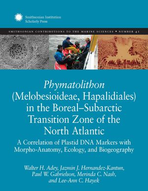 Phymatolithon (Melobesioideae, Hapalidiales) in the Boreal–Subarctic Transition Zone of the North Atlantic: A Correlation of Plastid DNA Markers with Morpho-Anatomy, Ecology, and Biogeography photo