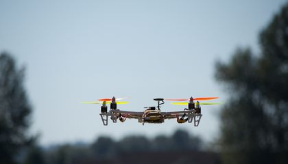 These Drones Flock (Almost) Like Birds