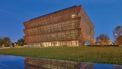 Noose Found in National Museum of African American History and Culture