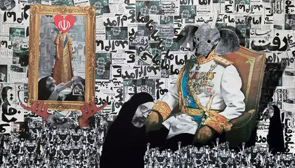 Exhibition Shows How Iran's Present and Past Merge Through Art