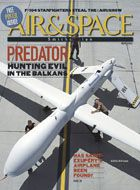 Cover for May 2001