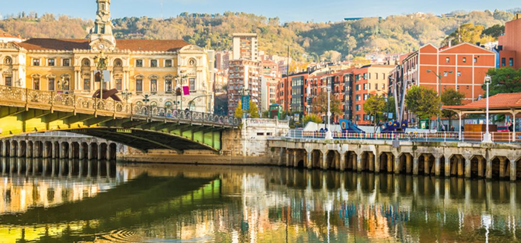 Bilbao City, Spain