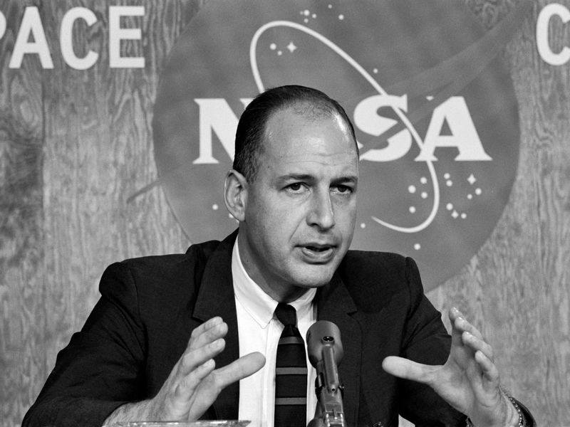 Image result for nasa's george low makes announcement images