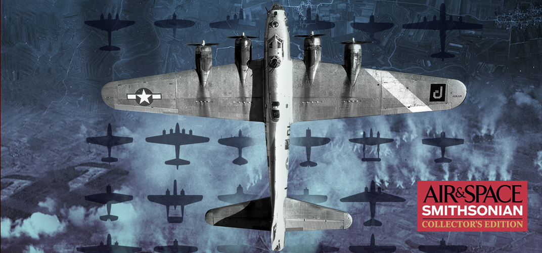 Caption: New Special Issue! WWII in 65 Airplanes