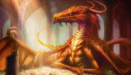 J.R.R. Tolkien Gave the World His Childhood Fascination With Dragons in 'The Hobbit'