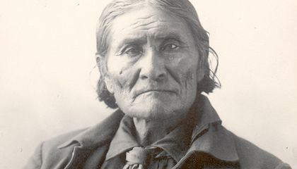 Geronimo's Appeal to Theodore Roosevelt