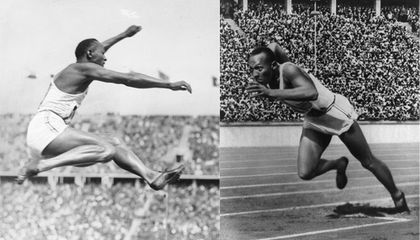 76 Years Ago Today, Jesse Owens Proved the Nazis Wrong