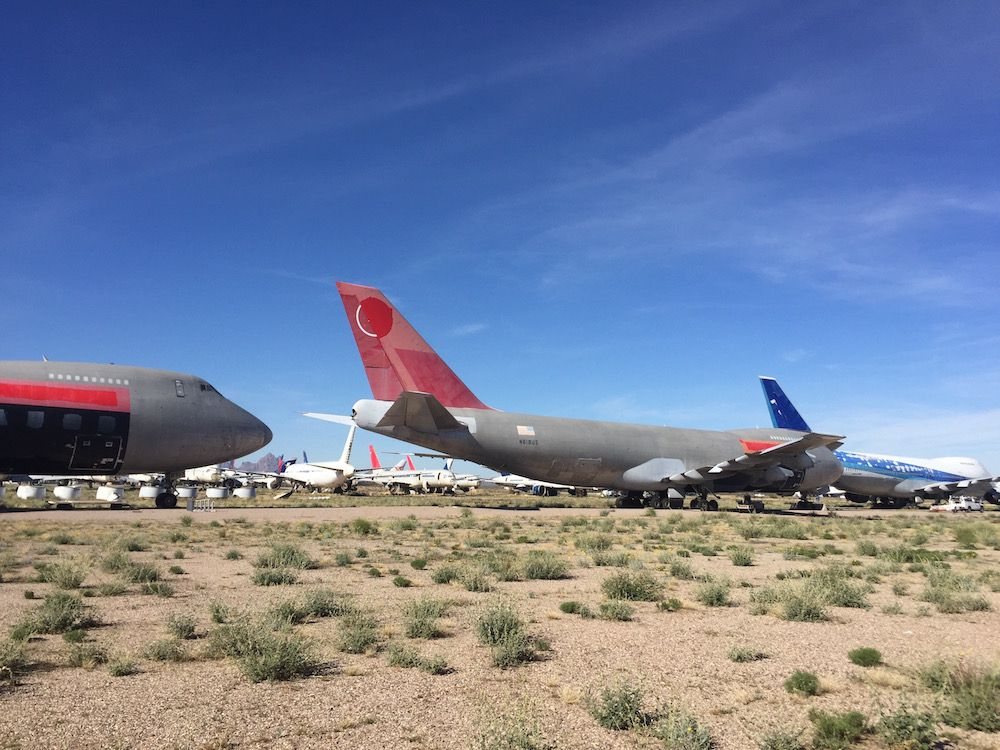 Where Do the Largest Airplanes Go to Die? | Travel | Smithsonian