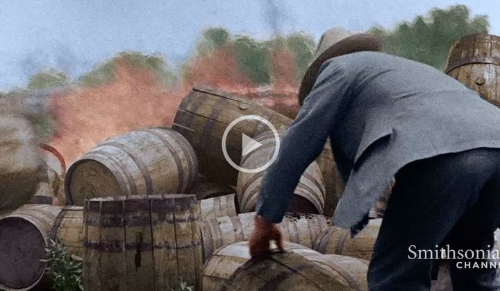 Americans Found a Loophole in the Prohibition Act