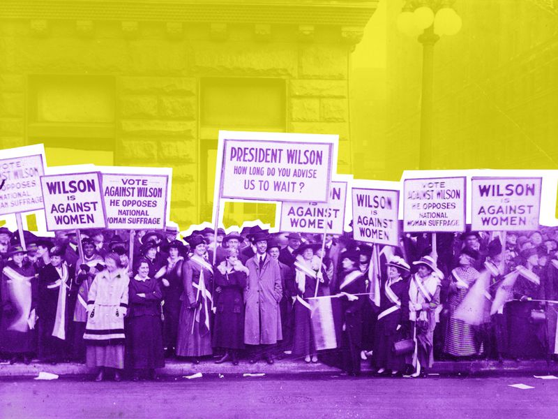The Library of Congress Needs Your Help Transcribing Suffragist Papers