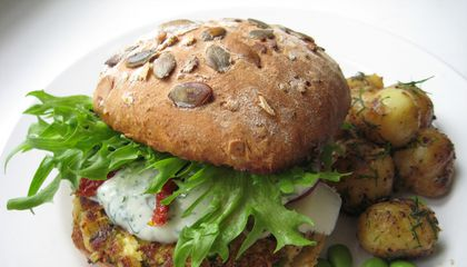 The History of the Veggie Burger