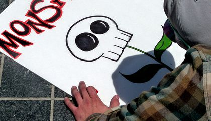 Monsanto Is Giving Up on GMOs in Europe