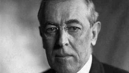 Woodrow Wilson's Family Home Opens in Columbia
