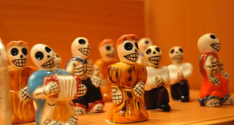 Start celebrating Día de los Muertos early with activities at the Smithsonian.