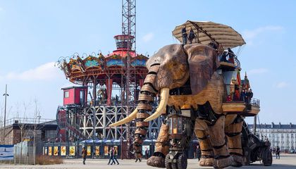 "Take a Tour of France's ""Bestiary of Machines"""