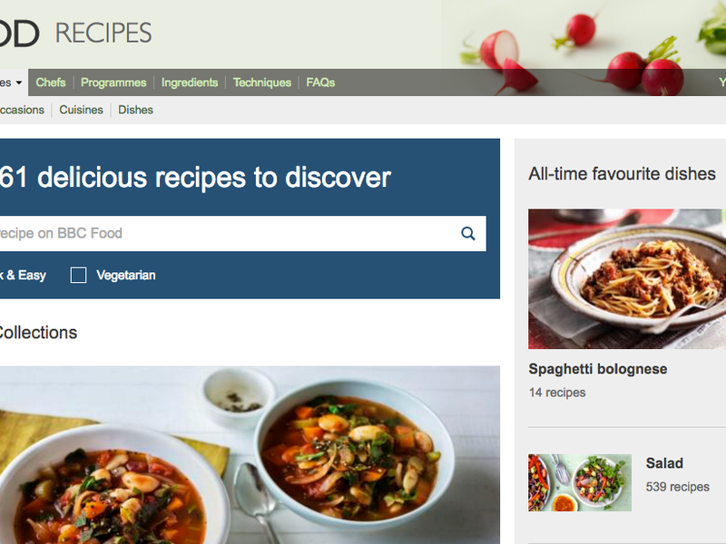 Thousands of people are trying to save bbcs recipe archive smart the bbcs free recipe repository will be shuttered some time in the next 12 months screenshot courtesy of the bbc forumfinder Image collections