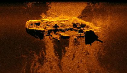 Two 19th-Century Shipwrecks Discovered During Search for Flight MH370