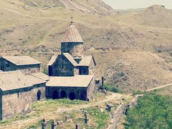 Hike from Ltsen to Tatev village image