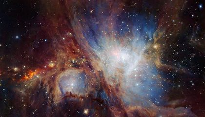 Breathtaking New Images Capture Failed Stars and Planet-Sized Objects Inside the Orion Nebula
